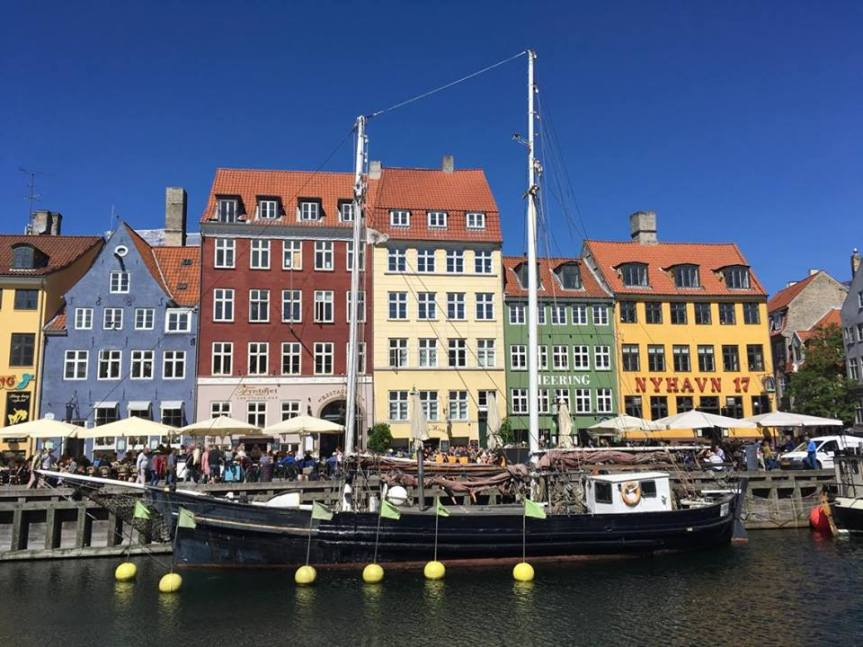 Bikes, pastries and Hygge: 72 hours in Copenhagen