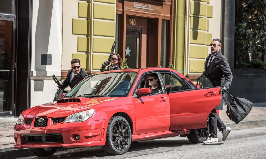Film Review: BabyDriver