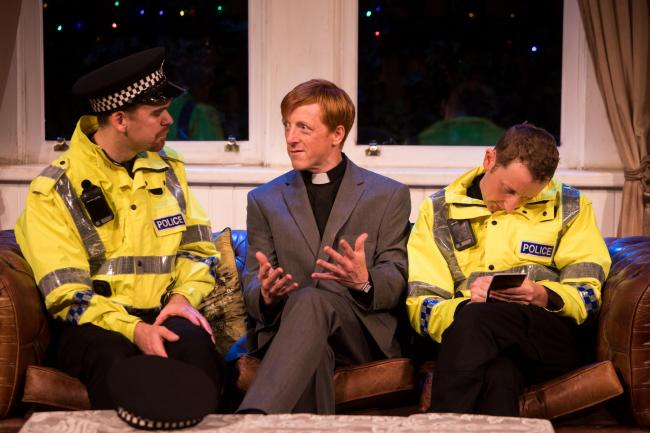 Theatre Review: The LyingKind
