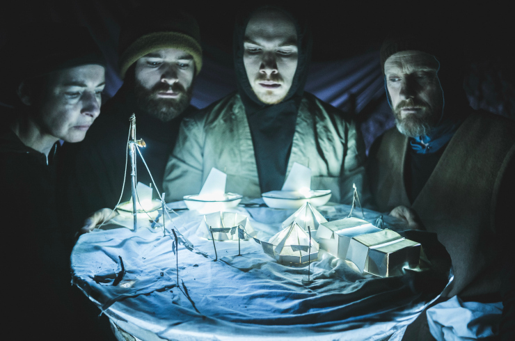 Theatre Review: Shackleton