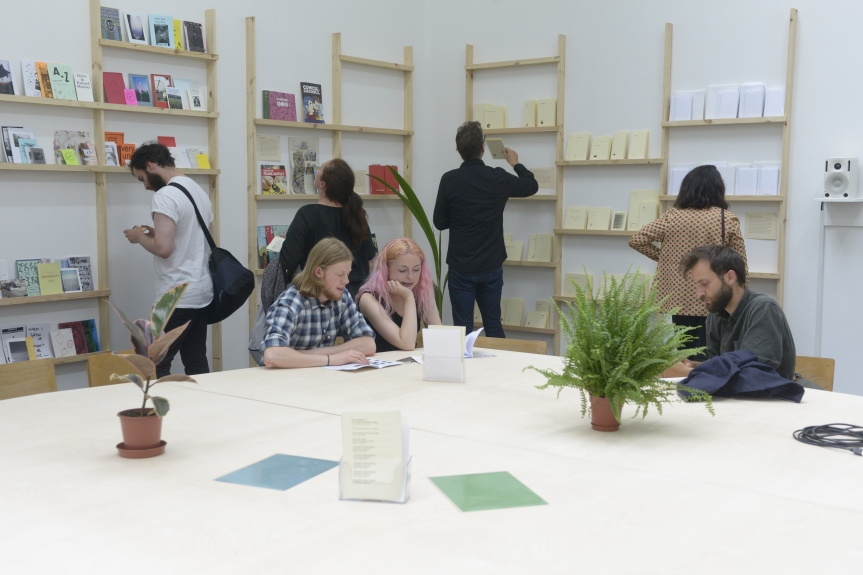 CCA puts the power of libraries on display in new exhibition The House that Heals theSoul