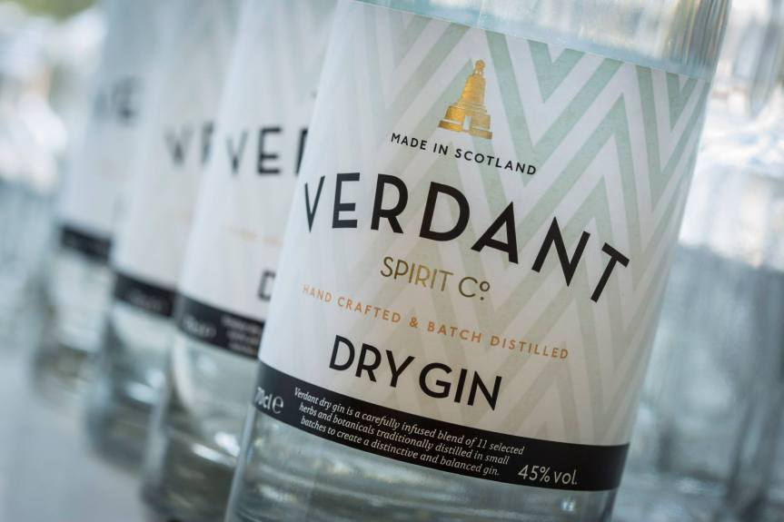 Gin, jute and journalism – Verdant Gin, Dundee