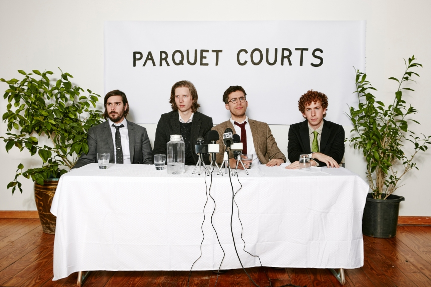 Live Review: Parquet Courts