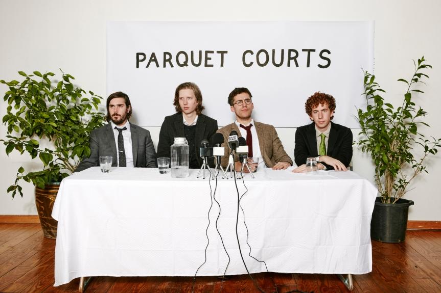 Live Review: ParquetCourts