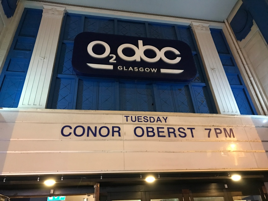 Live Review: Conor Oberst