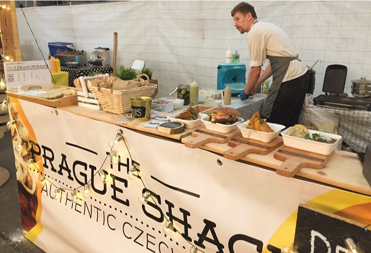 The Big Feed: The rise of Glasgow's indoor street food extravanganza