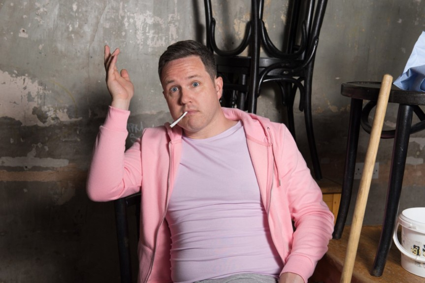 thumbnail_Alan Bissett More Moira Monologues press shot CREDIT Stephanie Gibson