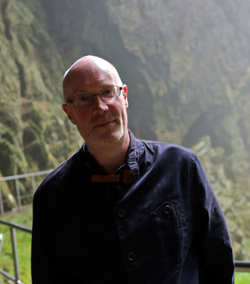 Interview: Scottish poet David Kinloch on his newcollection