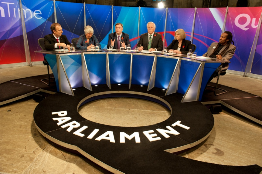 Sexist, anglophilic and right-leaning: Question Time has got to go