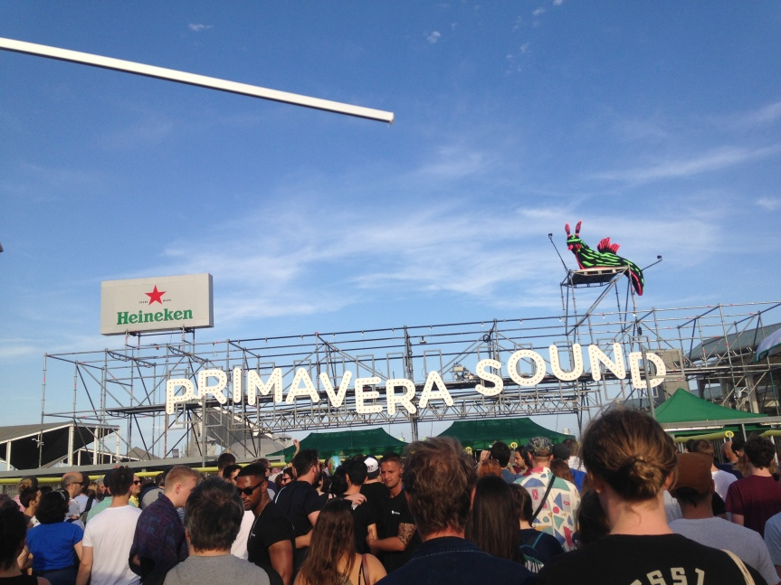 """The benchmark for festivals across the world"": Why Scottish music fans are choosing Primavera Sound to kick off their summer"